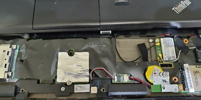 ThinkPad x230にmSATAのSSDを増設した話 | 迷惑堂本舗