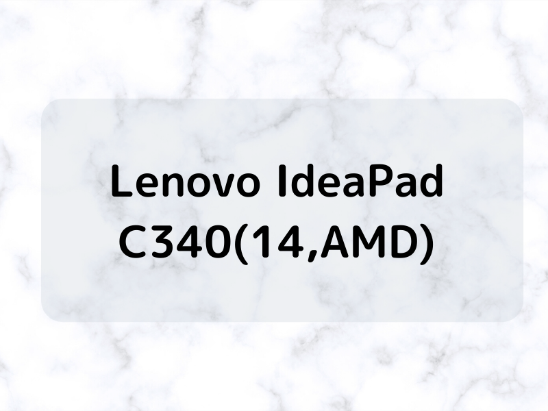 IdeaPad C340