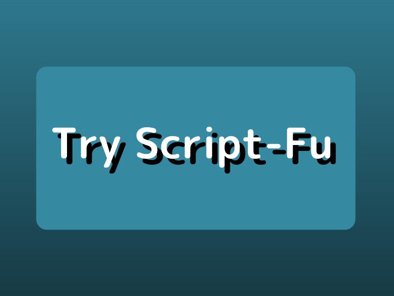 Script-Fu